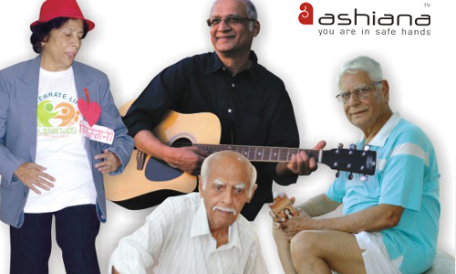 'Jashan' the two day's extravaganza for Senior Citizen