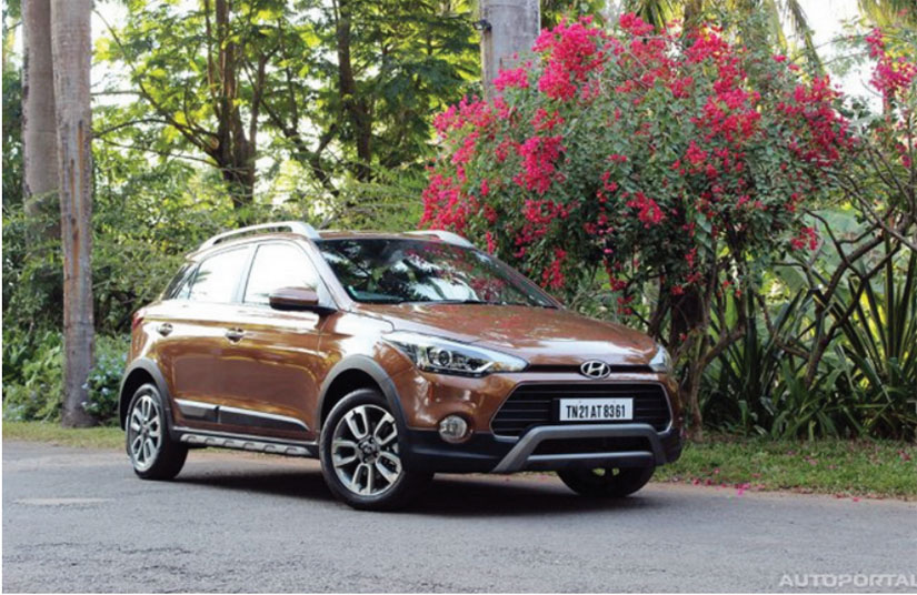 Hyundai Launches Crossover in India