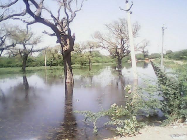 जोधपुर का काला पानी बाड़मेर के लिए बना सजा