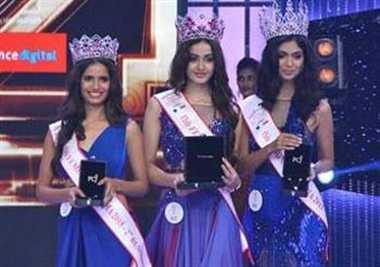 अदिती आर्य को फेमिना मिस इंडिया चुना गया
