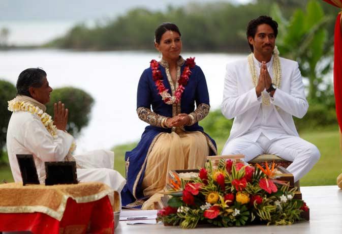 सांसद ने 4 साल छोटे युवक से हिंदू रीती-रिवाज से रचाई शादी