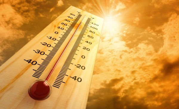 देश भर में गर्मी का कहर जारी, दिल्ली 45, कोटा 45.5, उदयपुर 40 डिग्री के पार