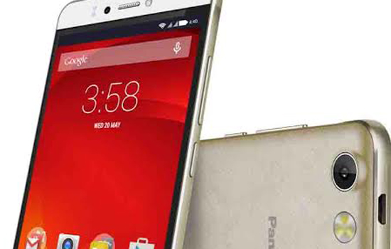 पैनासोनिक ने नया ऑक्टा कोर स्मार्ट फोन 'पी55 नोवो' पेश किया