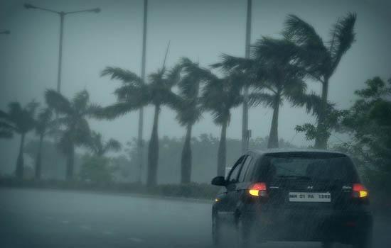 उत्तर-पश्चिम भारत में भारी बारिश के आसार