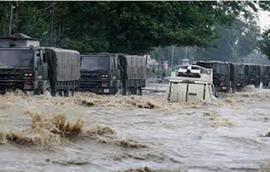 गुजरात, मप्र, ओडिशा में भारी बारिश का अनुमान