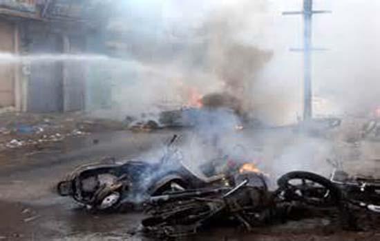 हिंसा की चपेट में पूरा गुजरात राज्य, सेना तैनात