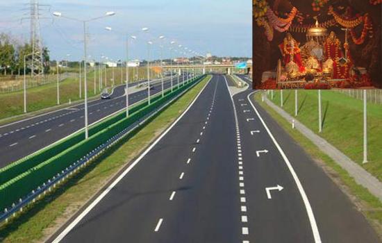मां वैष्णो देवी के दरबार से जोड़ेगा देश का सबसे लंबा एक्सप्रेस वे