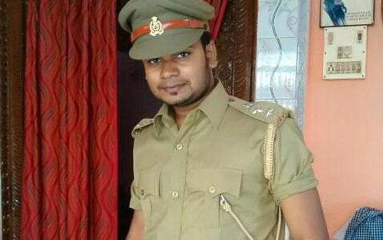 पुलिस इंस्पेक्टर की भूमिका में राहुल कपूर