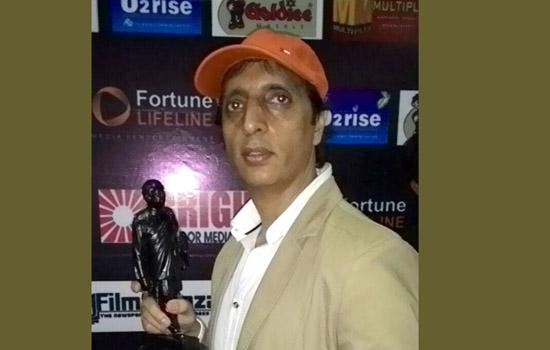 Pasha got Dadasaheb Phalke Academy award