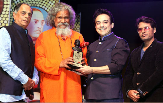 Udit & Adnan Sami came for 6th Bharat Ratna Dr. Ambedkar Awards