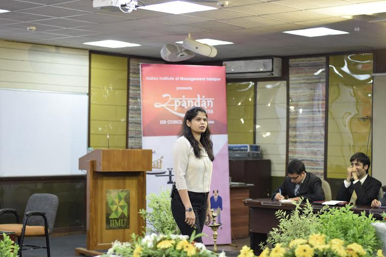 Annual HR Conclave – Spandan 2016  concluded