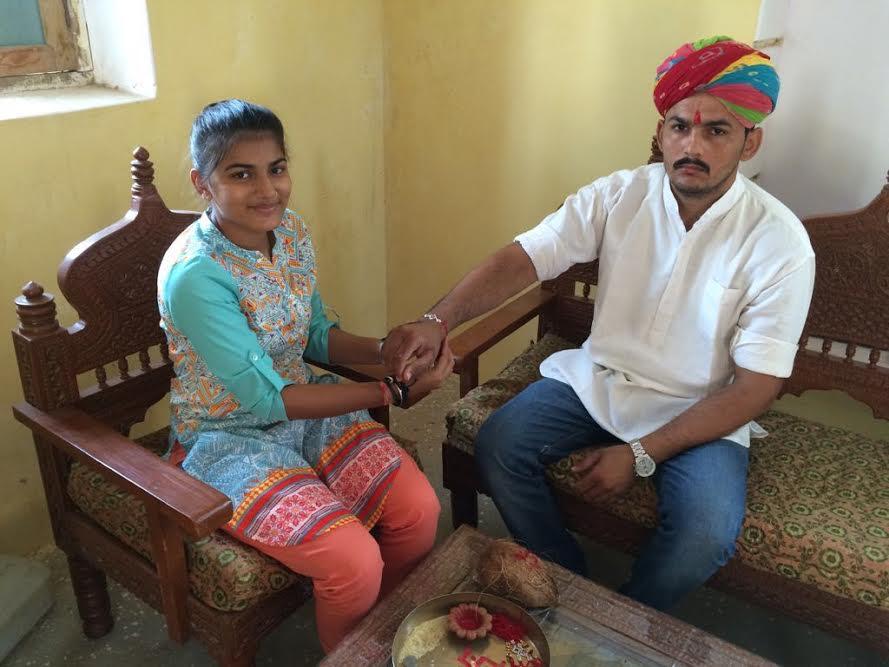 बेटी बचाओ अभियान के लिए आदर्श बने कन्या वध वाले बसिया क्षेत्र के गांव