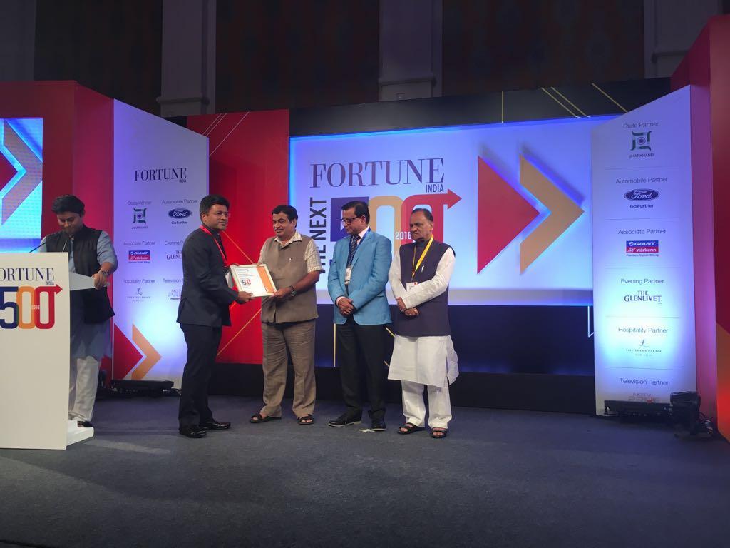 Nandan Denim:India's 500 Biggest & Best Midsize companies