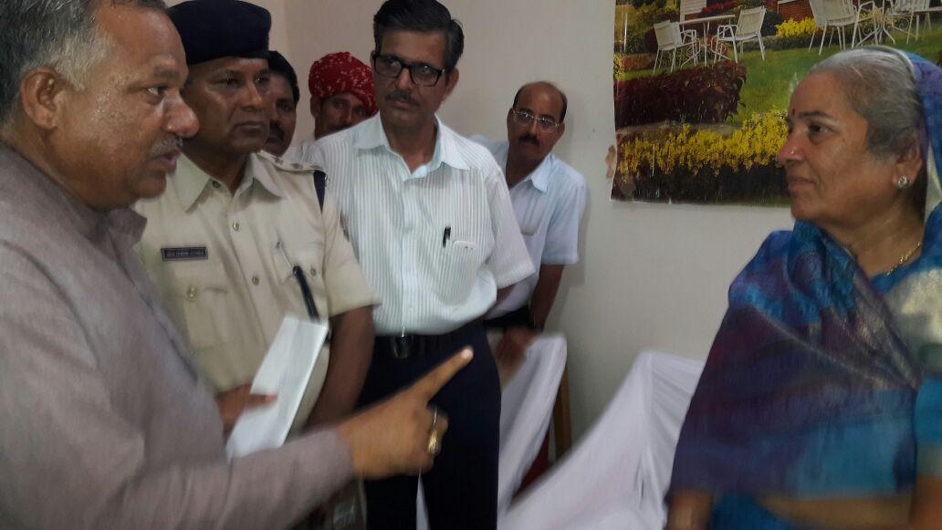 सरकार व आयोग दलितों के जानमाल की हर संभव सुरक्षा करेगी-कमला कस्वां