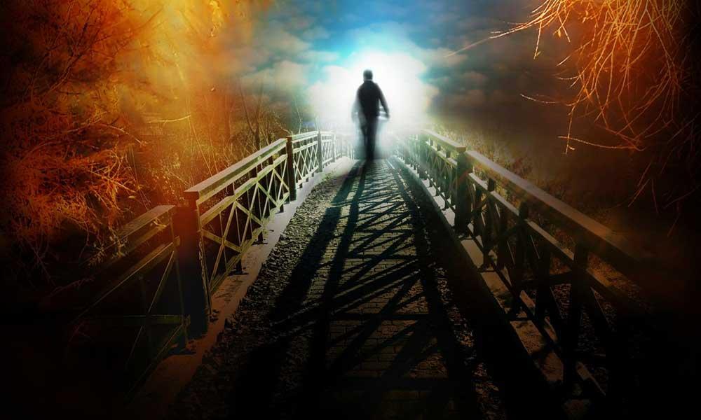 मृत्यु का भय है अच्छे जीवन की शुरुआत