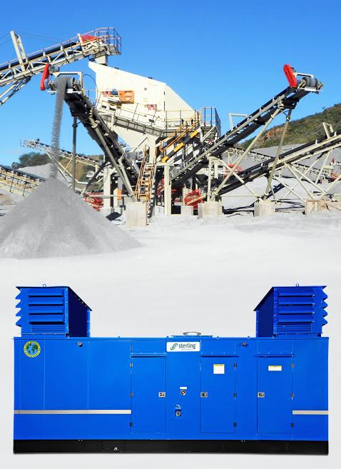 Sterling generators provides power solutions with special gensets