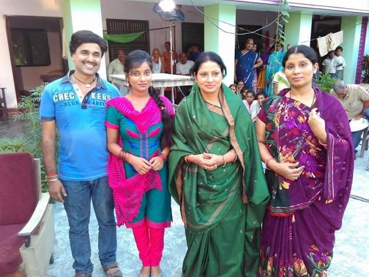 अमर ज्योति और रूपा सिंह एक साथ फिल्म 'बलमा रंगरसिया ' में