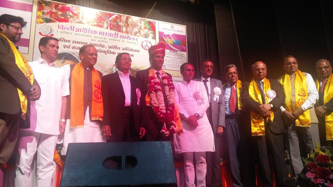 मारवाड़ी समाज का राष्ट्र की उन्नति में महत्वपूर्ण योगदान