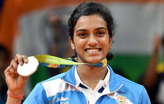 सिंधु कॅरियर की सर्वश्रेष्ठ पांचवीं रैंकिंग पर