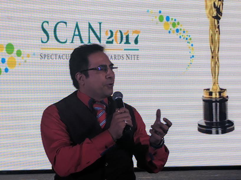 """डॉ अरविन्द सिंह """"स्केन-17"""" प्रोग्राम में आमन्त्रित"""