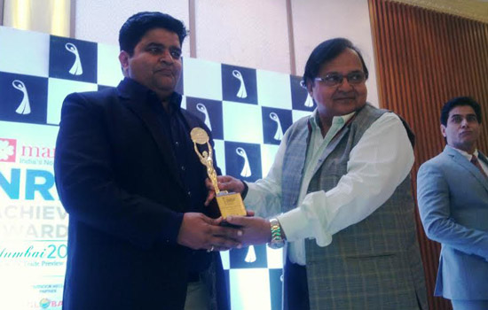 Global bags 'Paramount Achievers award