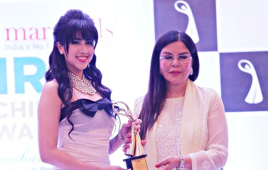 Alfeeya Wins NRI Achievers Award