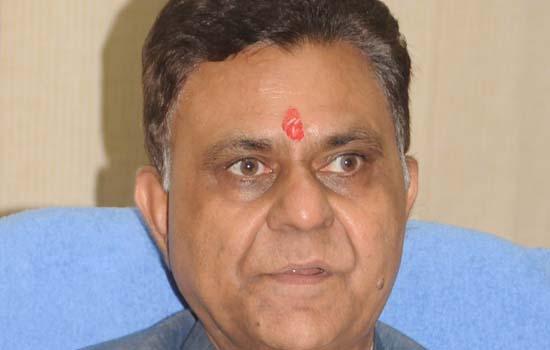 राजस्थान इन्स्टिट्यूट आफ लीडरशिप डवलपमेंट  स्किल यूनिवर्सिटी के प्रथम कुलपति
