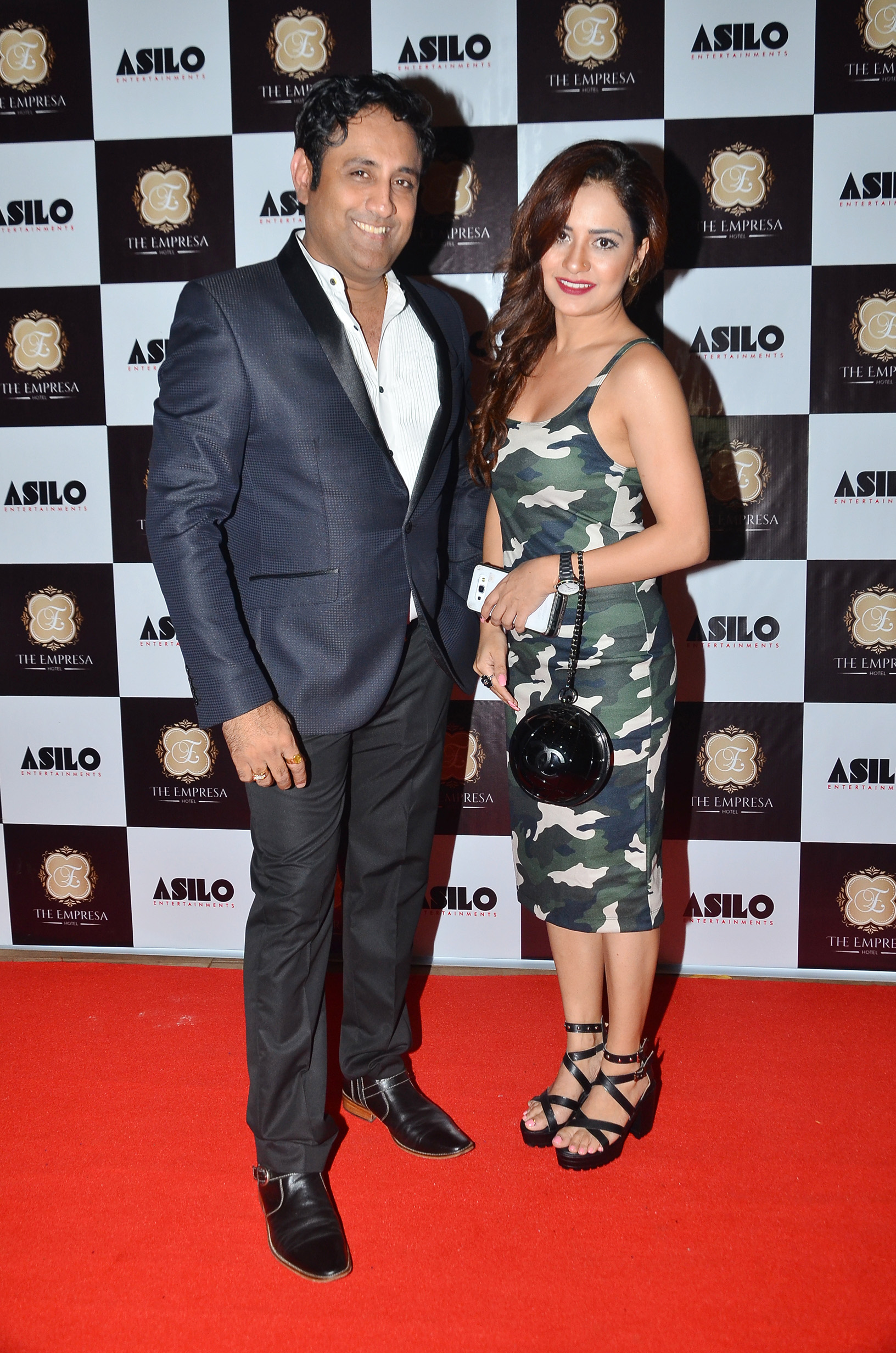Kalpesh Mehta's star-studded ASILO launch
