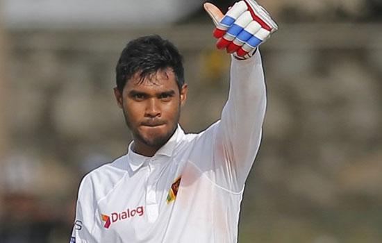 धनंजय डिसिल्वा श्रीलंका की टेस्ट टीम में शामिल