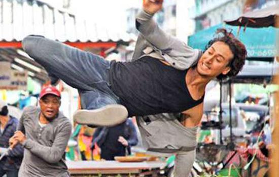 टाइगर से डांस ट्रेनिंग नहीं ली : क़ृति सैनन