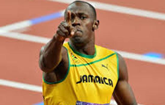 बोल्ट ने जमैका को रिले के फाइनल में पहुंचाया