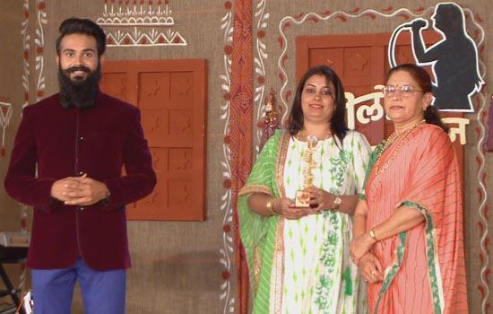 माधुरी पालीवाल ने जीती पांचवे एपिसोड की ट्रॉफी