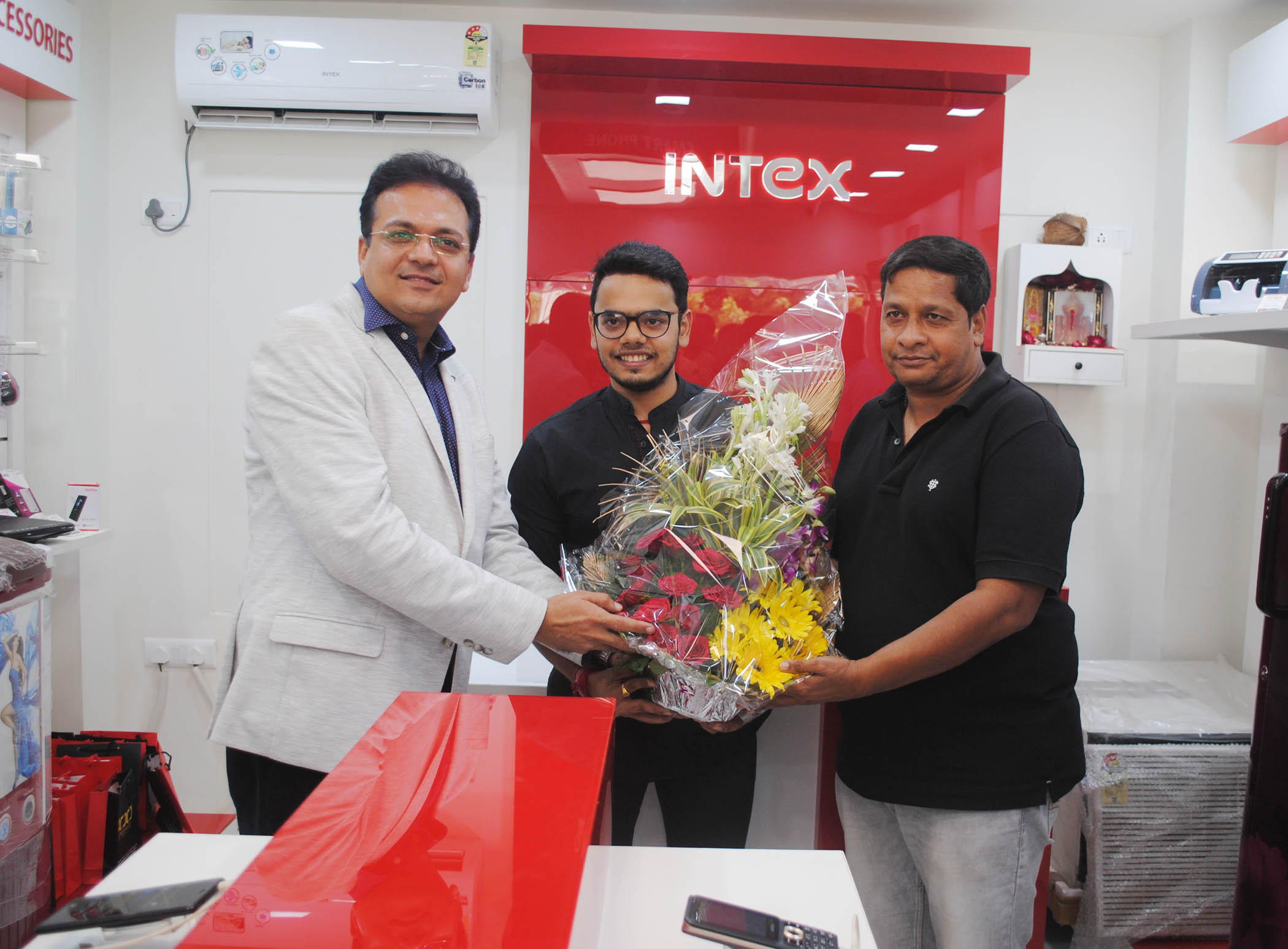 Intex :First Smart World Store  in Udaipur