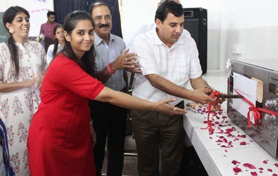 बेकरी उत्पादों की कार्यशाला का सफल आयोजन