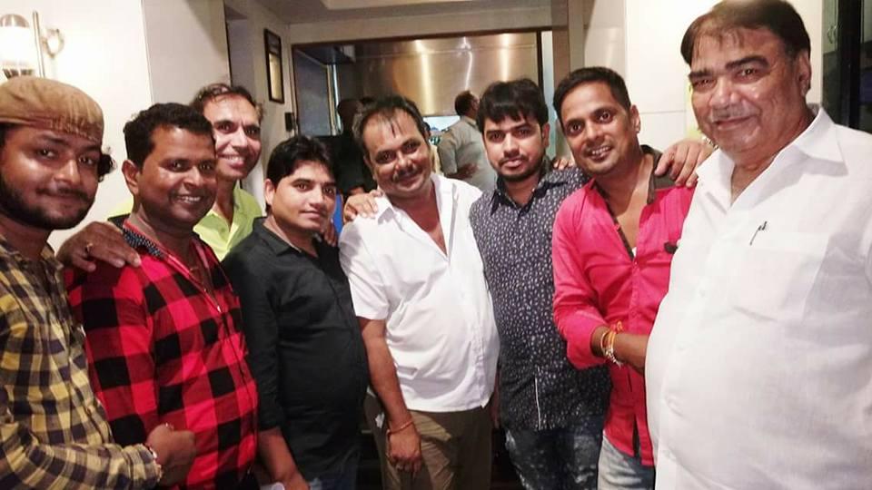 राहा के साथ नजर आयेंगे गायक रीतेश पांडेय