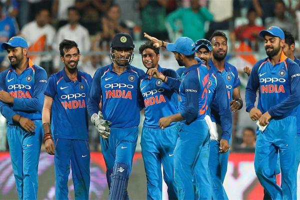 कंगारुओं को 50 रनों से हराया