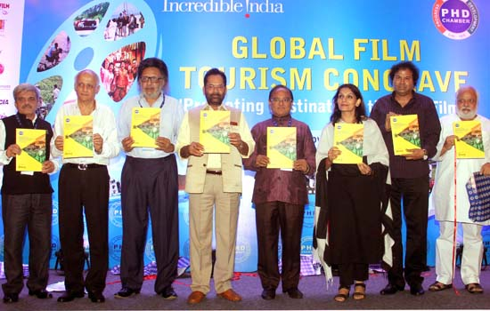 PHD Chamber Global Film Tourism Conclave  held.