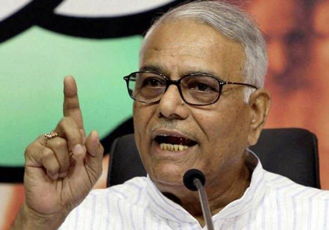 भाजपा ने अपनी उच्च नैतिकता खो दी है : यशवंत