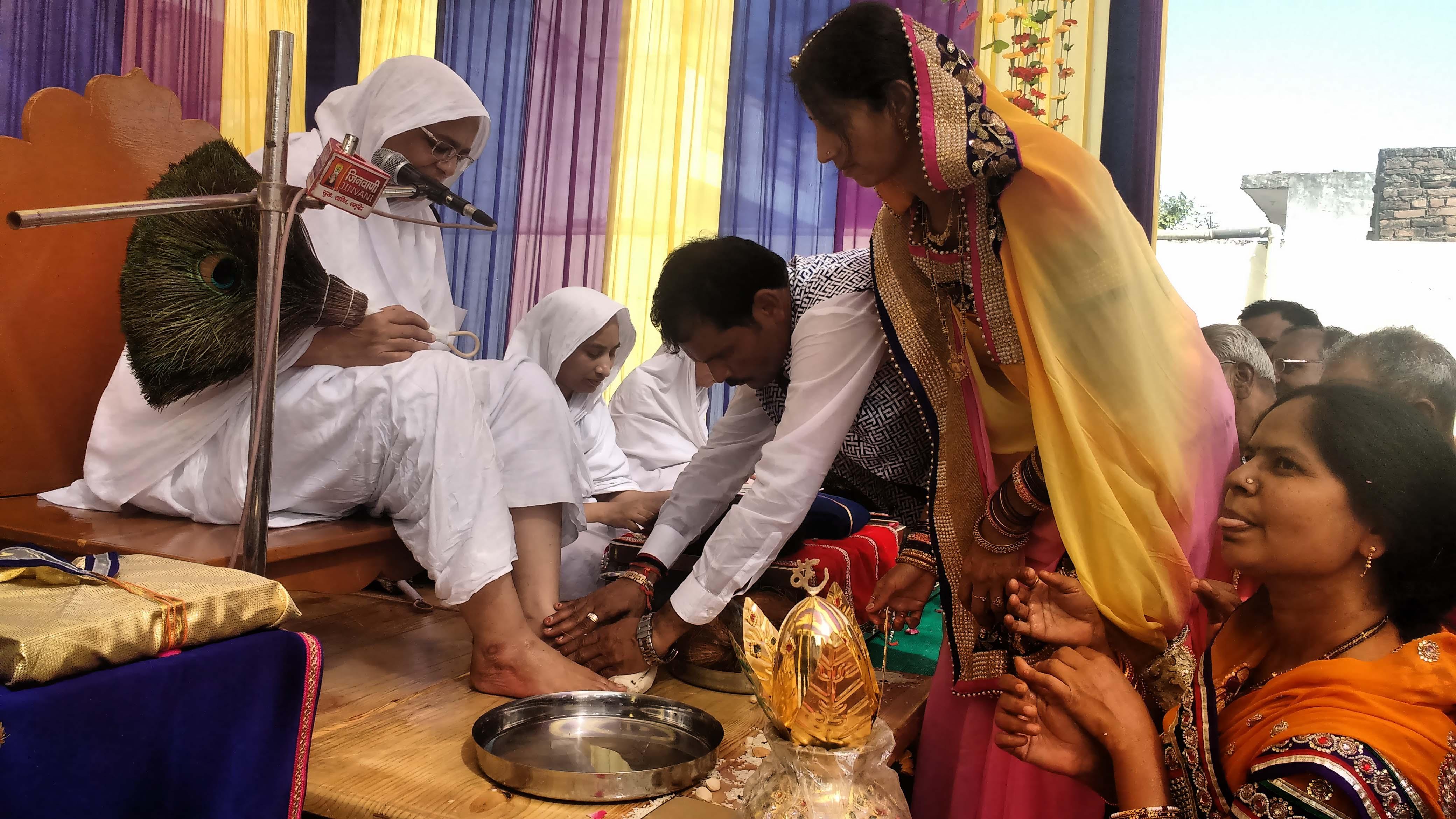 धर्म पर आने वाले सकंट के समय समाज एकजुट होःसुप्रकाषमति माताजी