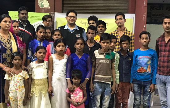HPCLद्वारा बाल दिवस के उपलक्ष्य पर  आयोजन
