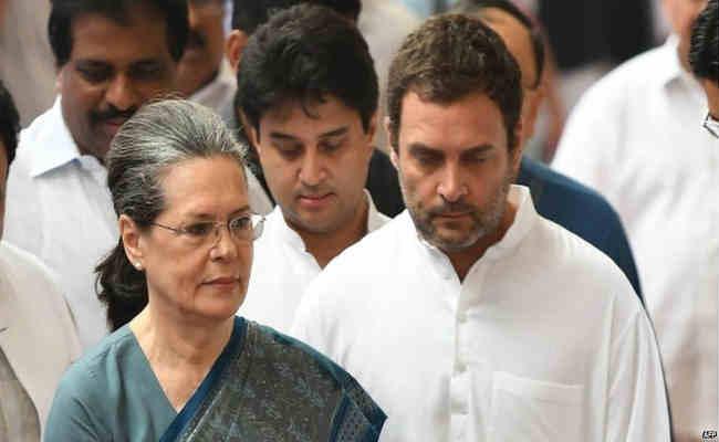 राहुल गांधी की ताजपोशी की तैयारी शुरू