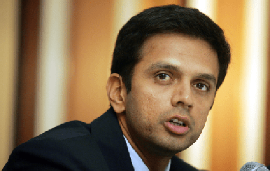 राहुल द्रविड़ ने जन्मदिन पर मांगा अंडर-19 टीम के लिए समर्थन