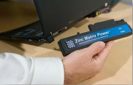 'The Power of Zinc…. in Batteries…'