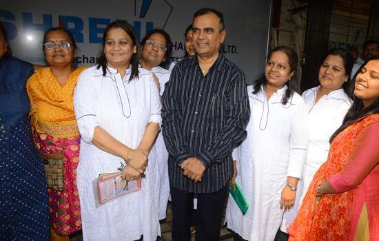 35th Free grocery distribution to 350 needy families of Mumbai