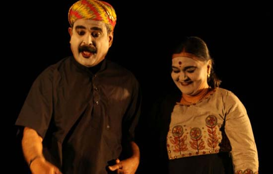 Manipur draws prominent Mime Artistes of India.