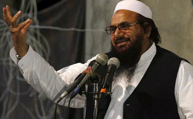 हाफिज सईद को माना आतंकवादी, कार्रवाई शुरू