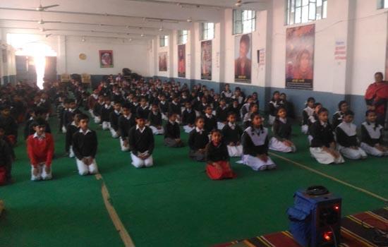 योग  भारत की  है प्राचीन  धरोहर:- जिला योग प्रचारिका।