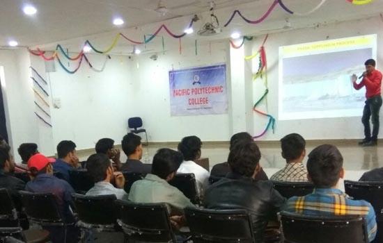 ब्लास्टिंग इन डाइमेंशनल स्टोन'' विषय पर सेमिनार का आयोजन