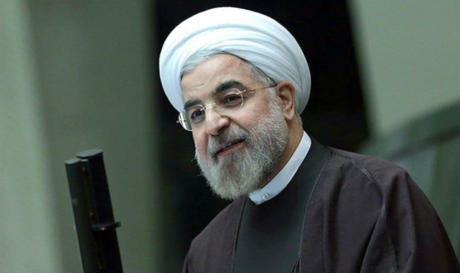 आज भारत आएंगे ईंरानी राष्ट्रपति