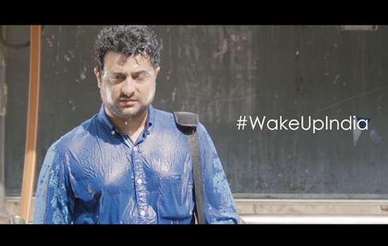 FadooTV launches #WakeUpIndia